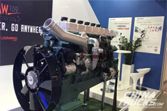 Xichai (FAWDE) Aowei CA6SM2 LNG Engine