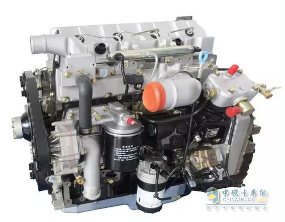 Yunnei Power D45TCIE Diesel Engine Listed on 2017 Best Engine List