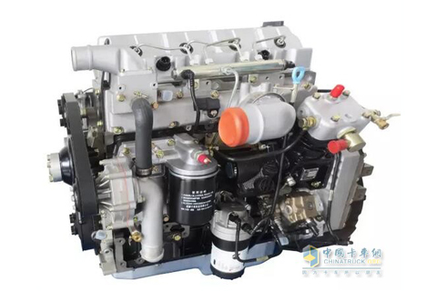 Yunnei D45TCIE Diesel Engine