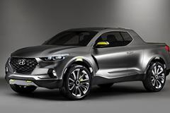 Hyundai Launches a Pickup Truck into U.S. Market