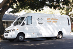 Chanje Electric Delivery Truck to Go on Sale in U.S. This Year