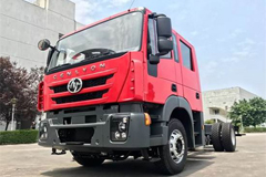 27,000 Units of Hongyan Heavy-duty Truck Sold in the First Eight Months