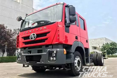 China Sold 87,000 Units Heavy-duty Trucks in August