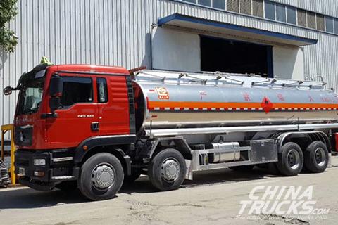 Sinotruk SITRAK C5H Oil Tanker