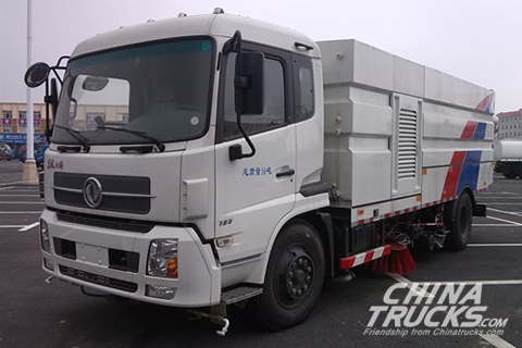 Dongfeng KR Road Sweeper