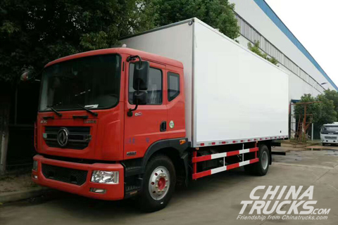 Dongfeng D9 Refrigerator truck