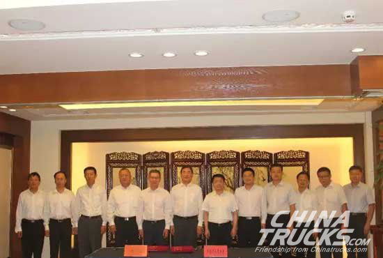 FAW Jiefang New Energy Vehicle Project Settles in Qingdao