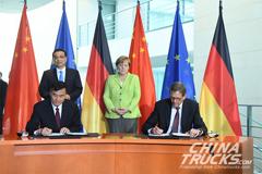 Handed with Volkswagen JAC CVs Welcome New Development Opportunities