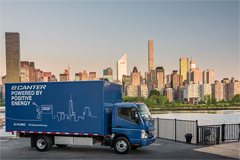 Daimler Launches eCanter Electric Truck, UPS Among First Customers
