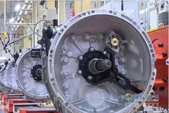 Dongfeng and Volvo Put their First VT14-Speed Transmission into Batch Production