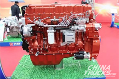 Yuchai YC6K13N Natural Gas Engine