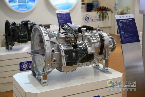 FAST Exports Another Batch of AMT Transmission to Malaysia