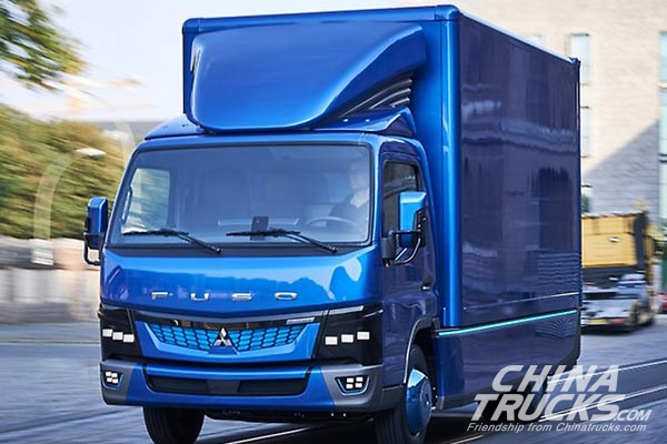 Daimler AG Ready To Introduce Electric Trucks In India