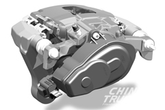 ZF Launches First Heavy Duty Electric Park Brake on Ford Motor Company F-150