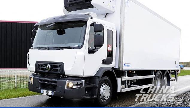 Renault Trucks Stepping Up Presence in Iran