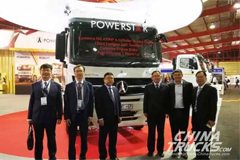 Beiben Heavy-duty Truck Set to Explore South African Market