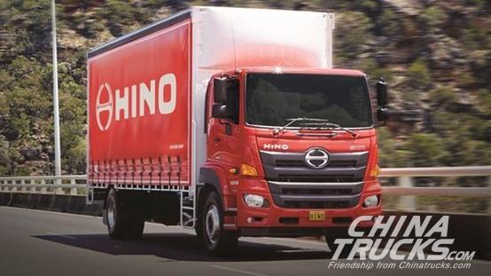 Hino New trucks debut at South America Joburg Futuroad Expo