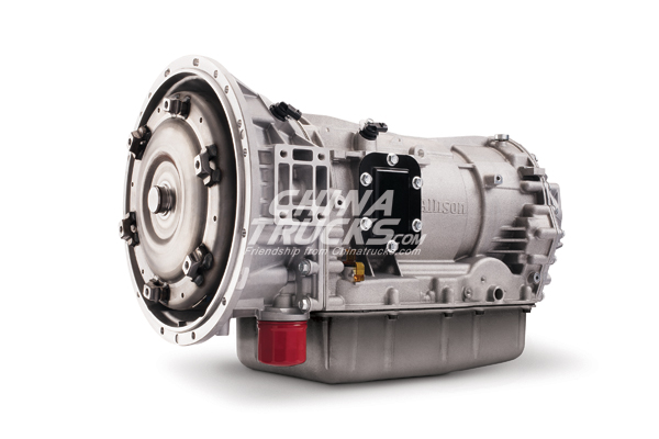 Allison Introduces Next Generation of Tech for Fully Automatic Transmission