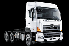 Japan's Hino Motors to Build Truck Plant in Russia