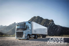Volvo Introduces LNG Versions of FM and FH Trucks