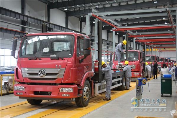 Changjiu Chuzhou Base Officially Put into Production