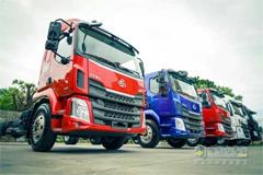 Liuzhou Motor Chenglong H5 and L3 Start Operation in Guangzhou