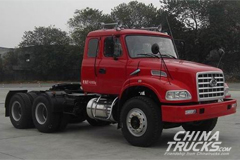 Liuzhou Motor 6×4 340PS Dragon tractor+FAST Transmission