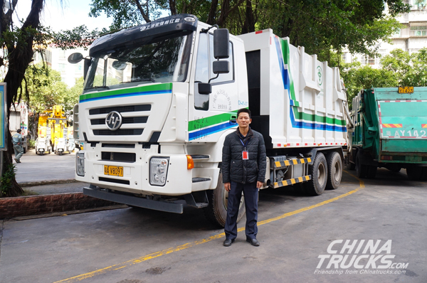Conghua selects Allison Transmissions for New Sanitation Trucks