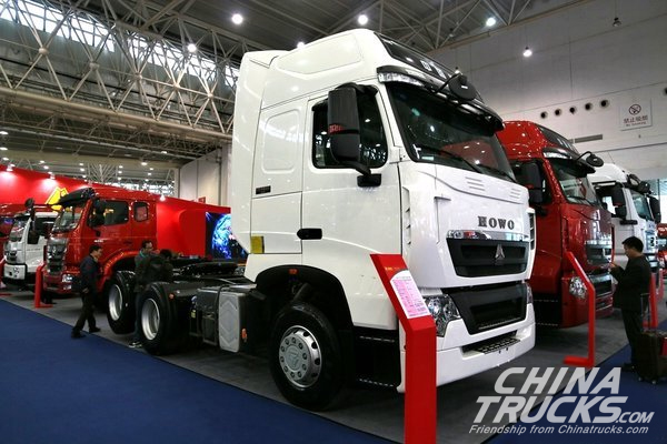 Many New Products to Make Their Debut at 2017 China Commercial Vehicles Show