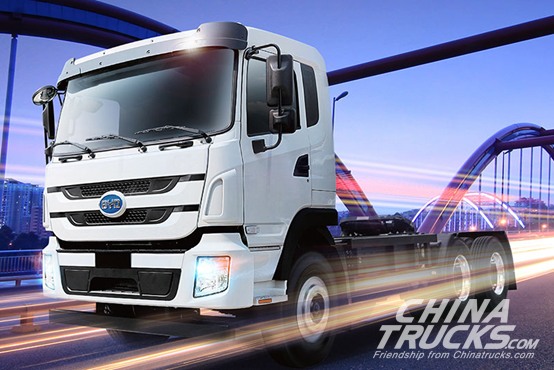 BYD's Truck Chief Confident About Future Battery-Electric Trucks
