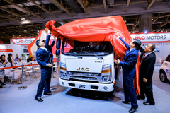 'New Logistics in the Future'-JAC Truck Electrification Solution Released