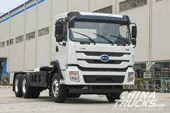 BYD Sets to Get Further Boost to Revenues from E-trucks
