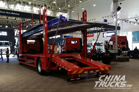 FAW Jiefang J6L 4×2 Car Carrier