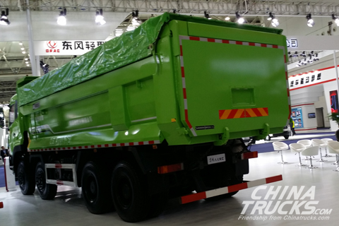 Dongfeng KC 8*4 Construction Truck