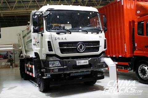 Dongfeng KC 6*4 Construction Truck