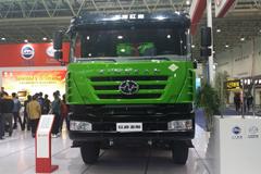 SAIC Hongyan M500 LNG Dumper+SDEC Power+FAST Gearbox