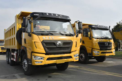 XCMG Qilong T-series Self-dumping Vehicles Enter Myanmar