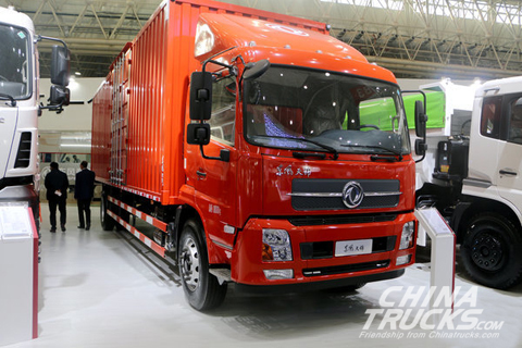 Dongfeng KR 9.6m Single-axle Cargo Truck