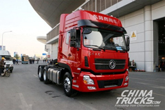 Dongfeng KL 6*4 Tractor+Dongfeng Renault Engine+Dongfeng Transmission