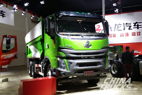 Chenglong H7 6×4 Construction Truck