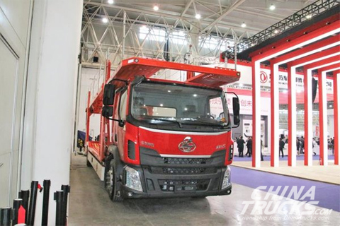 Chenglong H5 4x2 Central-axle Car Carrier