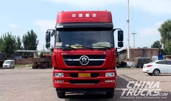 Sinotruk Sitrak and Steyr Sold 1,000 Units on November 11