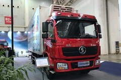 SHACMAN L3000 4*2 Refrigerator Truck(SZZ5180XLC)