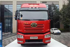 FAW Jiefang Launches Its 'All-weather' J6 Heavy-duty Truck across China