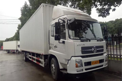200 Units! Dongfeng KR Express Delivery Trucks Selected by Key Customers