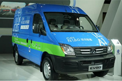 SAIC MAXUS EV80 Electric Van