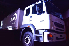 Daimler Adapts as Mexico's Demand for Cabover Engine Truck Growing