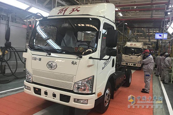 Jiefang New Energy Vehicle Production Base Starts Official Operation