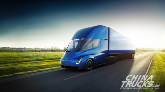Pepsi Placed Biggest Public Pre-order Order for 100 Tesla Semis