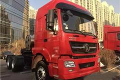 Beiben V3MT LNG 6*4 Tractor+Weichai Engine